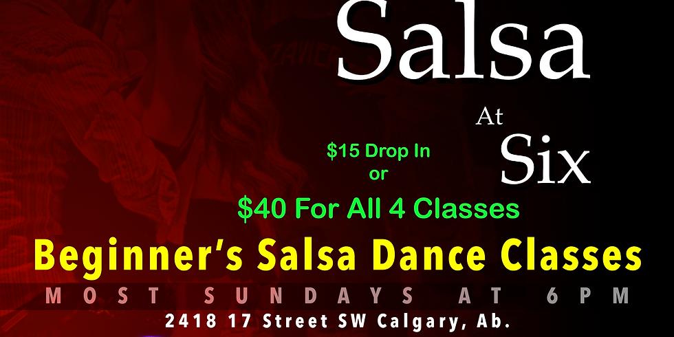 Salsa At Six