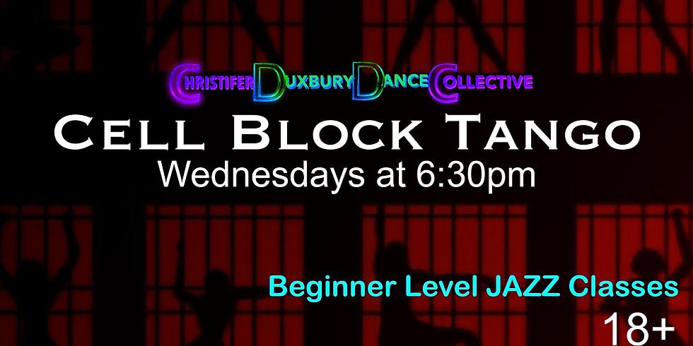 Cell Block Tango - Beginner Jazz Dance Classes