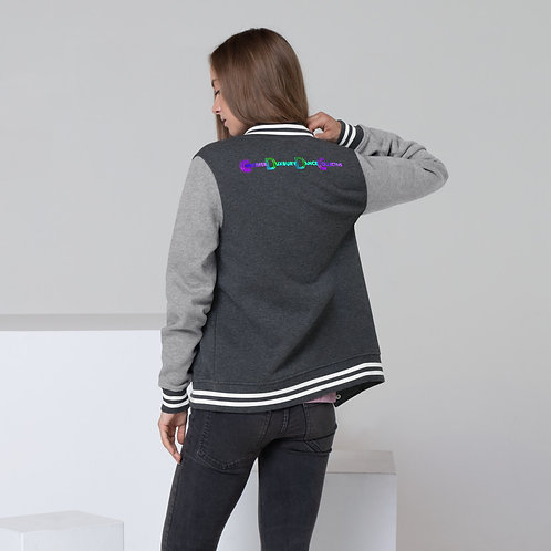 CD Dance Collective Women's Letterman Jacket