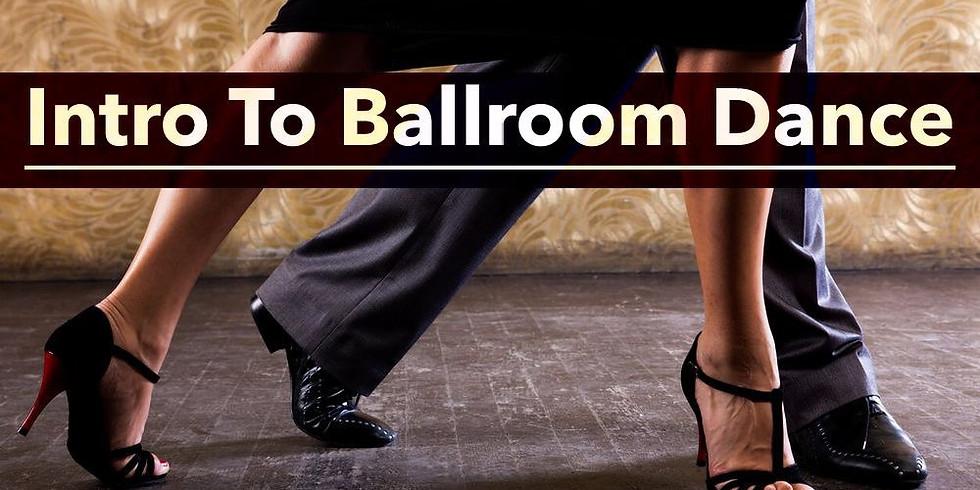 Intro To Ballroom Dance