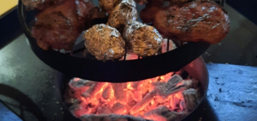 Exemple de barbecue