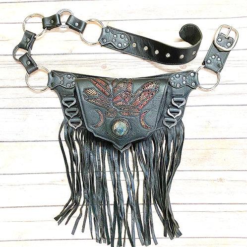 Triple Goddess Pocket Belt