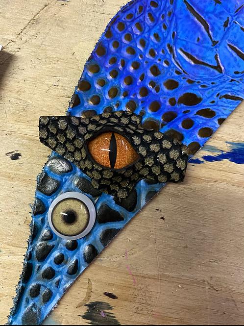 Custom dragon holster  for CeeJay