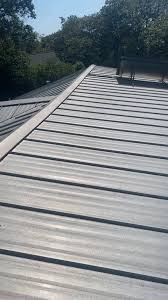 metal roofing for Austin home