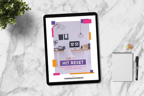 Hit Reset eBook