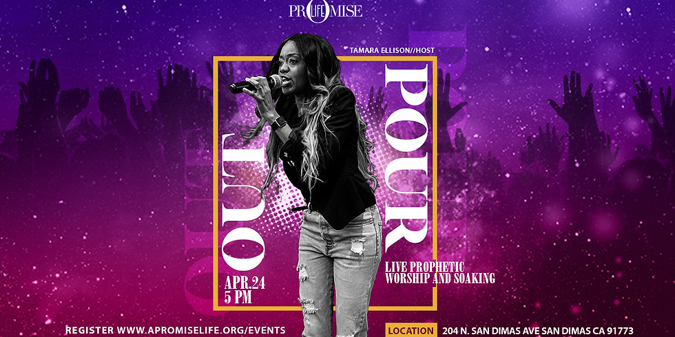 Outpour | Prophetic Worship & Soaking Experience