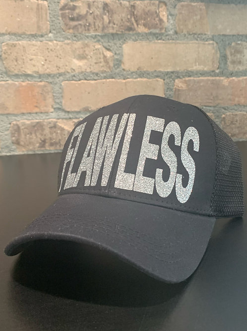 Flawless Snap Back Cap