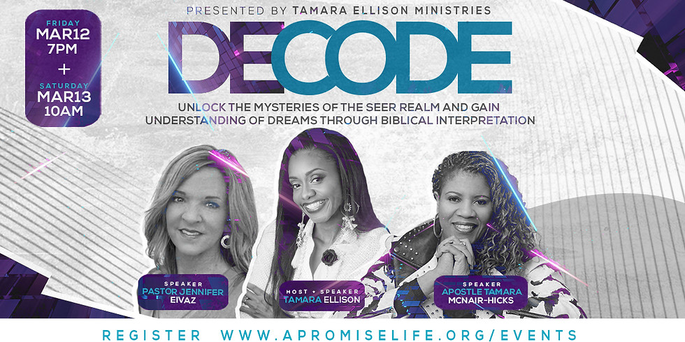 Decode 2 Day Experience