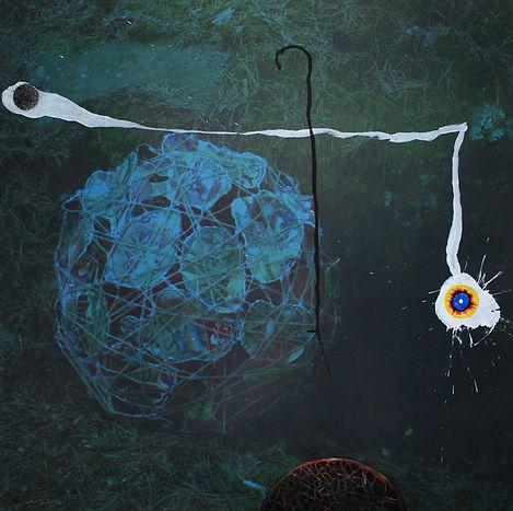 Hidden Nest (diptych)