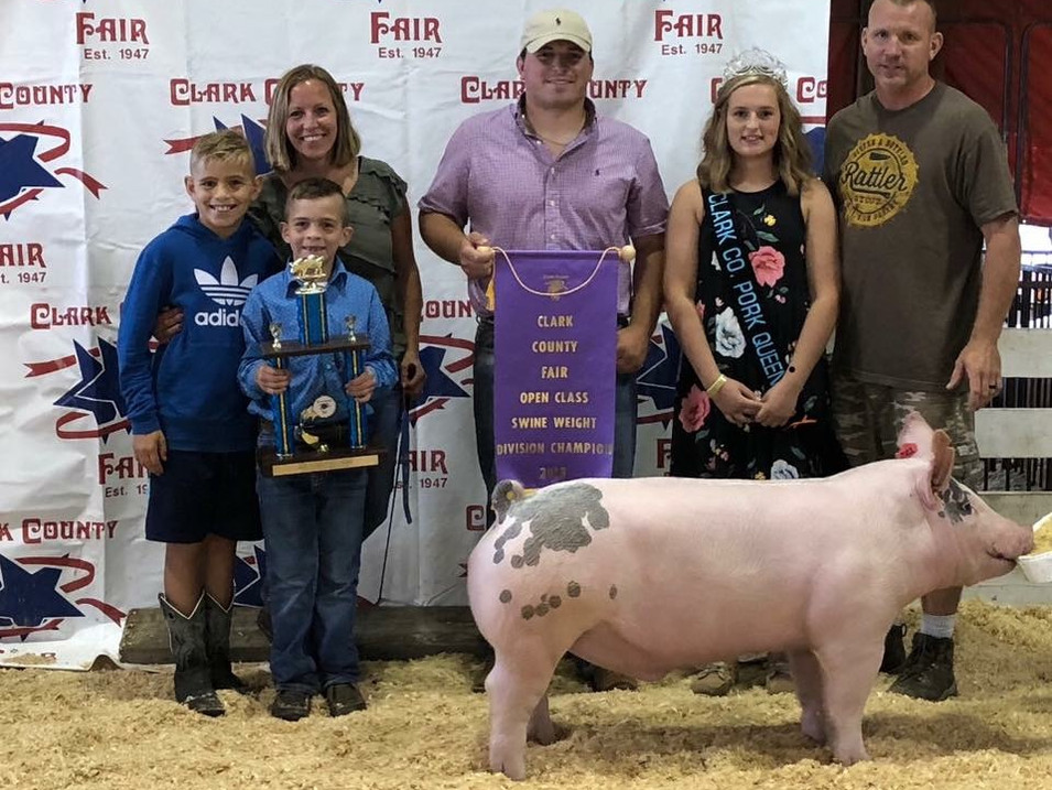 2018 ROSS COUNTY FAIR, OH