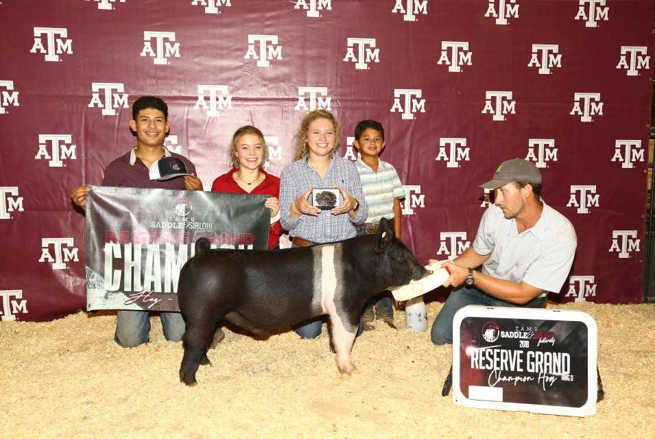 2018 TAMU SADDLE & SIRLOIN, TX