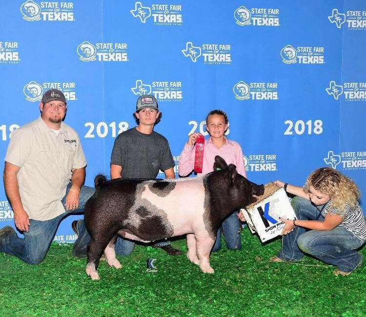 2018 STATE FAIR OF TEXAS