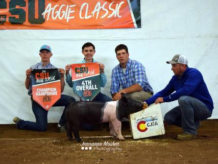 2018 CSU AGGIE CLASSIC, CO