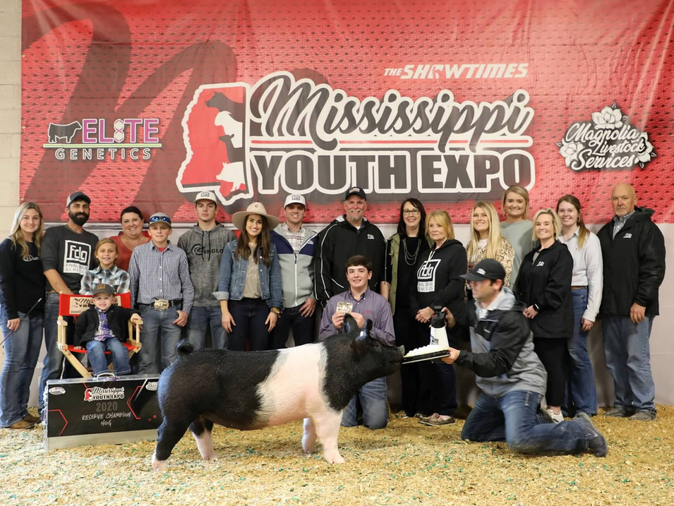 2020 MISSISSIPPI YOUTH EXPO