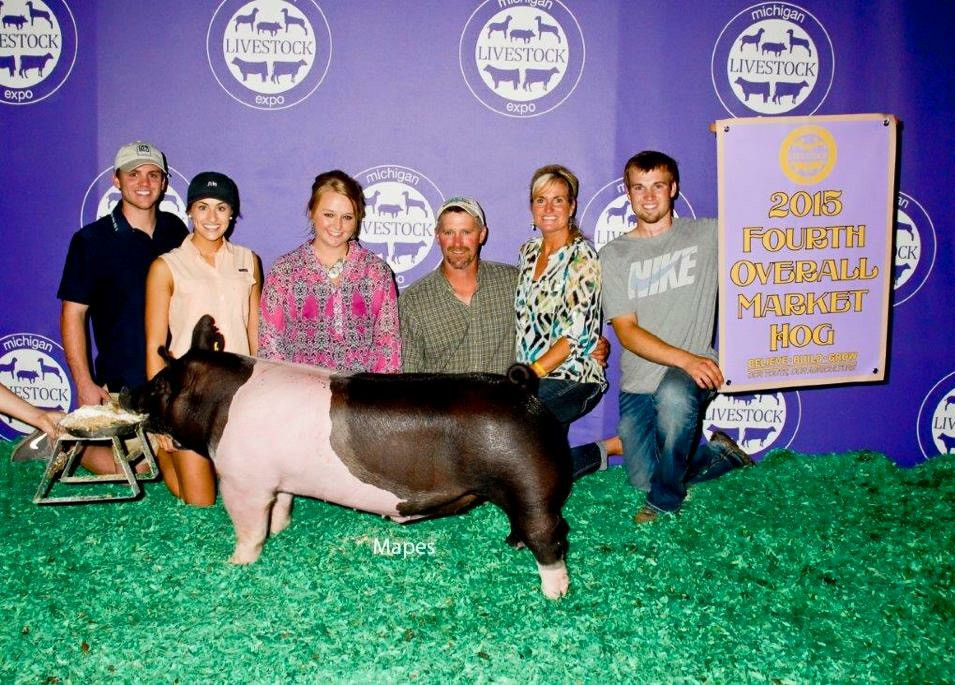 2015 MICHIGAN LIVESTOCK EXPO