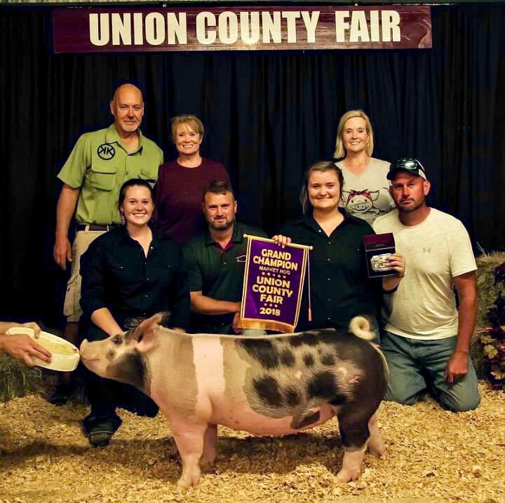 2018 UNION COUNTY FAIR, AR