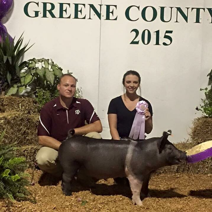 2015 GREENE COUNTY FAIR, AR