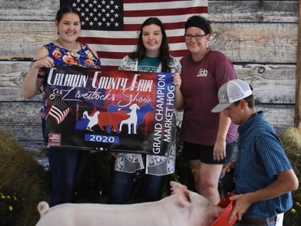 2020 CALHOUN COUNTY, AR