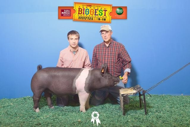 2015 ARKANSAS STATE FAIR