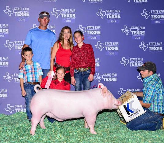 2015 STATE FAIR OF TEXAS