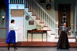 Mary Poppins — Miss Andrew