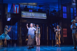 Abuela Claudia in IN THE HEIGHTS