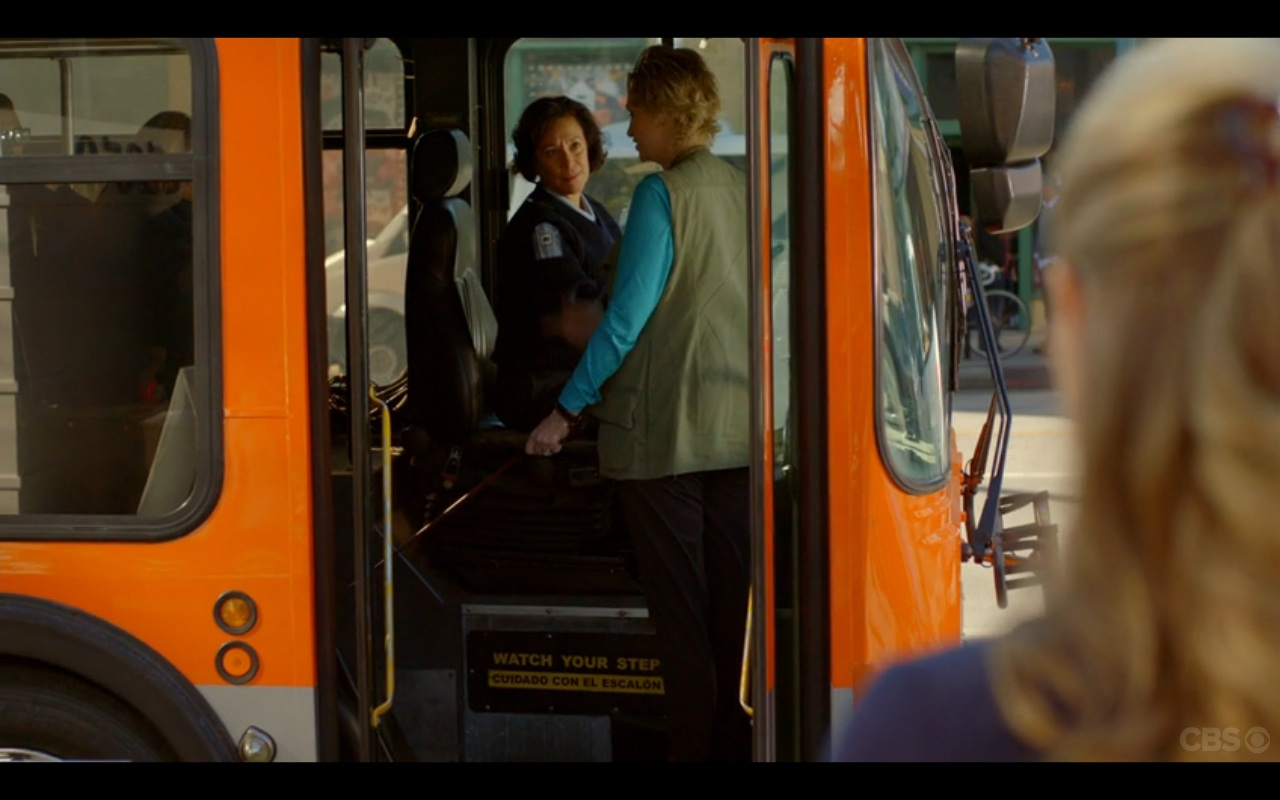 Angel From Hell — Bus Driver
