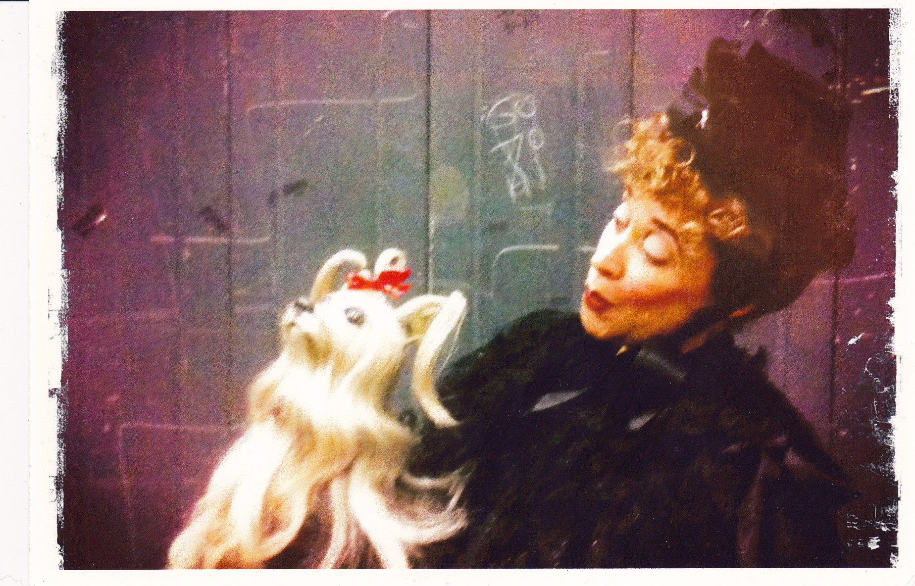 Mary Poppins — Miss Lark