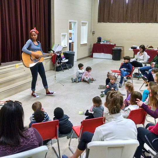 Youth Movement/Storytelling Workshop