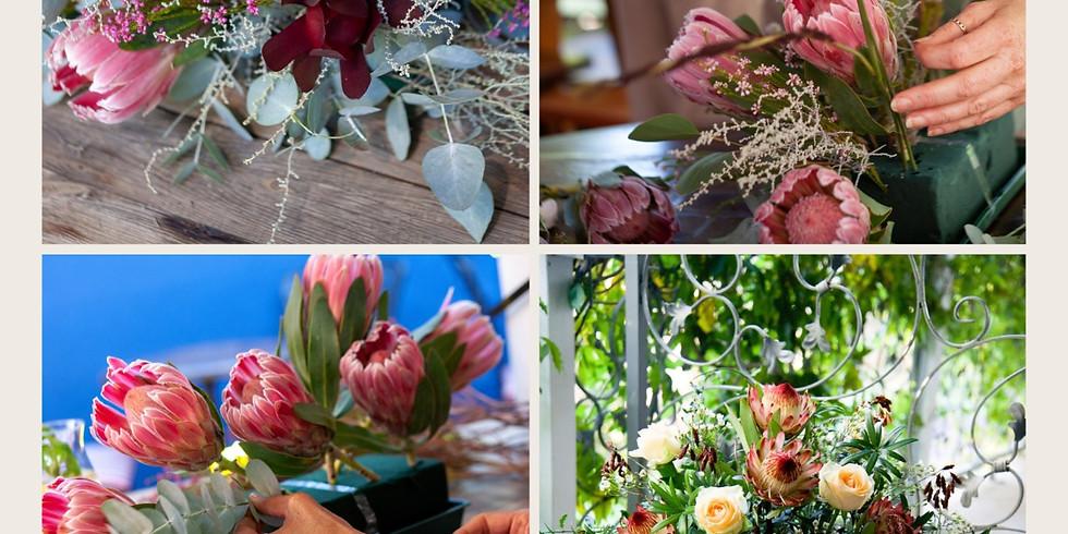 Fynbos Floral Workshop (R800)