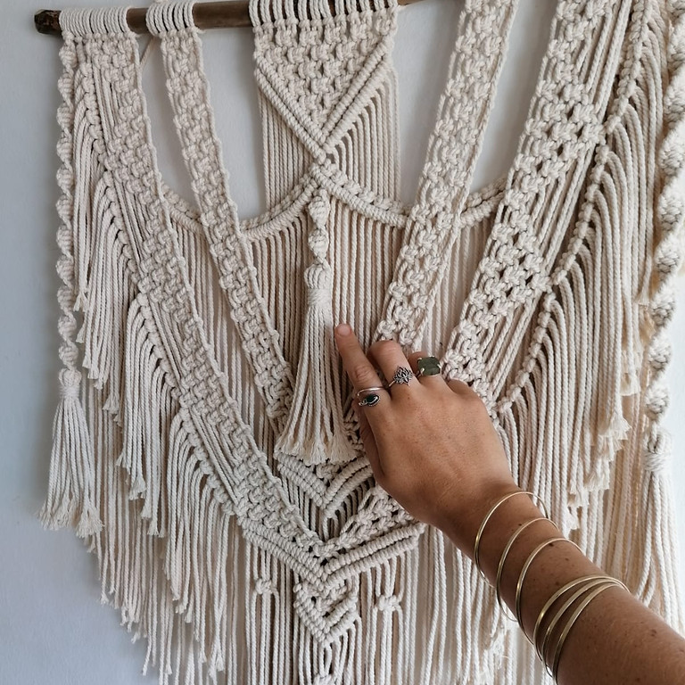 Driftwood Wall Hanging Workshop R650