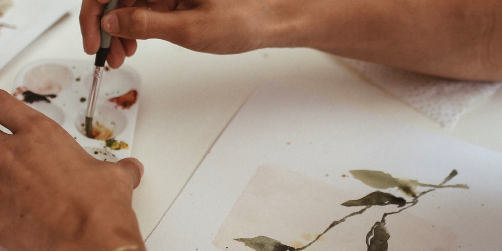 Watercolour Workshop with Dayna Gay (R480)