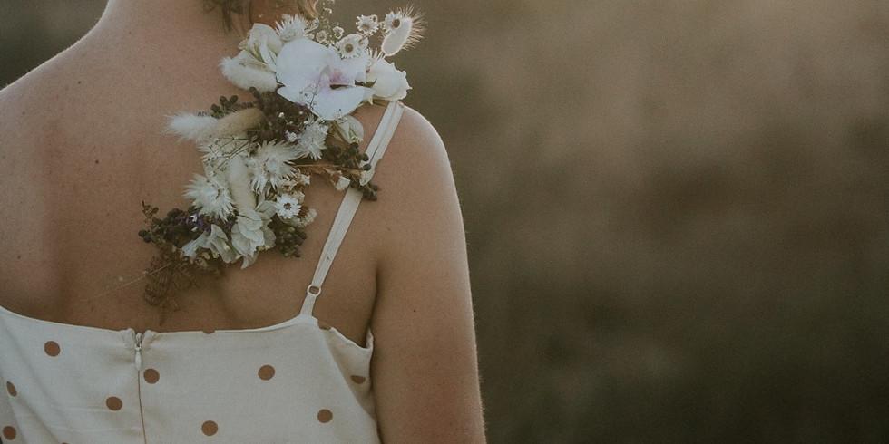 Wearable Floral Workshop.