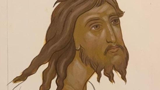 Hand Painted Orthodox Icons on wood panels