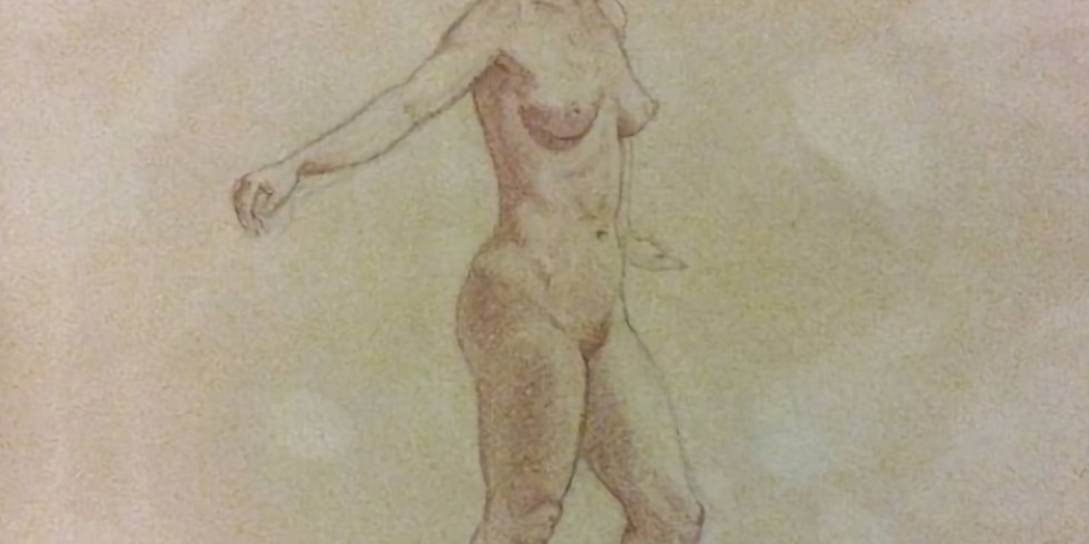 Figure Drawing at the Ladder (R150)