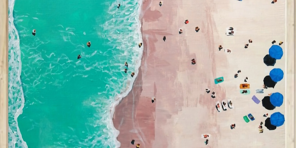 Open Beaches (Exhibition by Alix Rother)