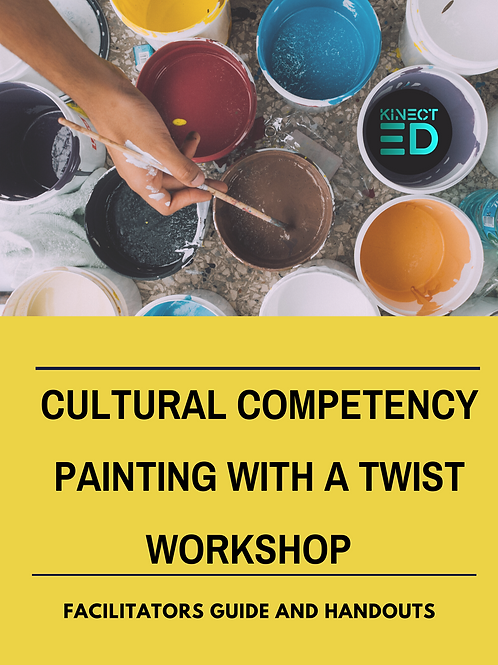 Painting with a Twist Cultural Competency Workshop