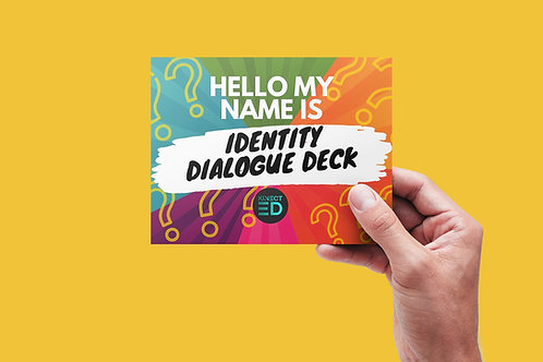 Student Identity Dialogue Deck