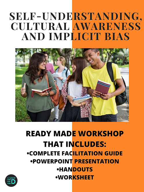Self-Understanding, Cultural Awareness and Implicit Bias Virtual Workshop