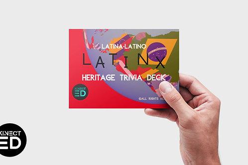 Latinx & Hispanic Heritage Deck