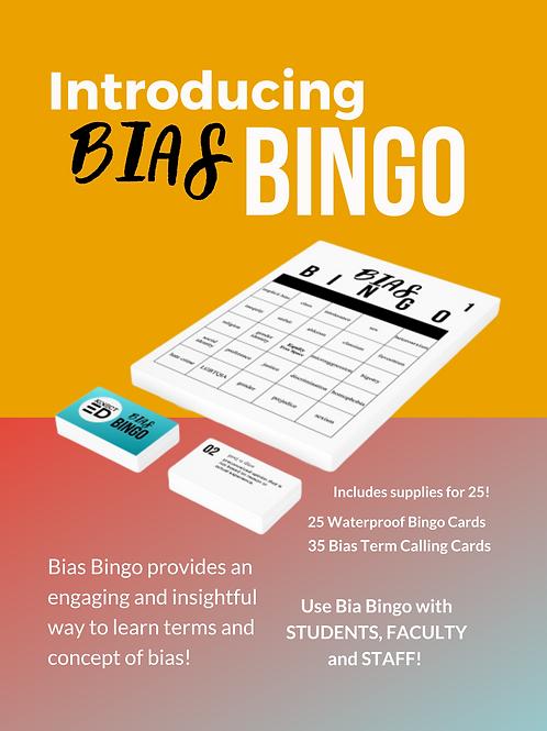 Bias Bingo (Digital Download)