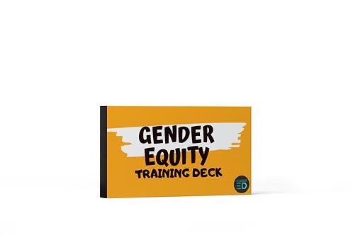 Gender Equity Activity Deck