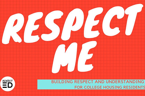 RESPECT ME Residence Life Training Deck-Digital Product