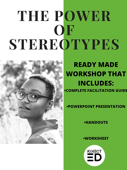 The Power of Stereotypes Workshop (Digital Download)