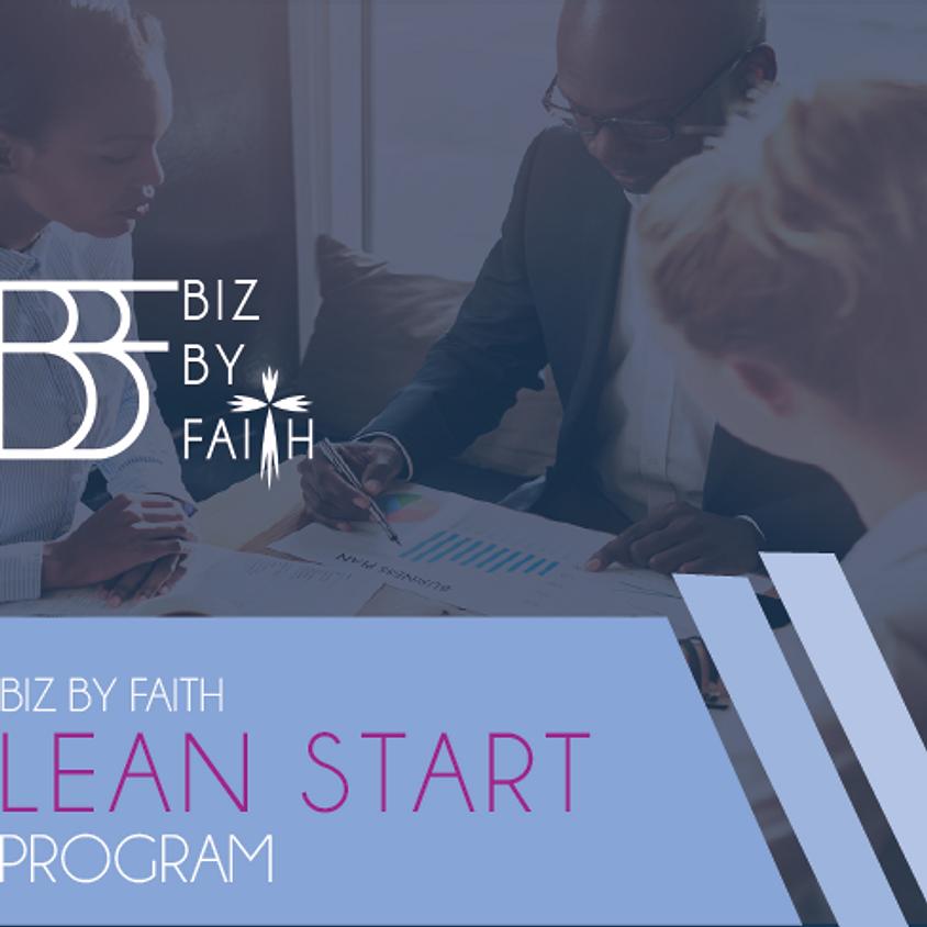 Biz By Faith Lean Start Program