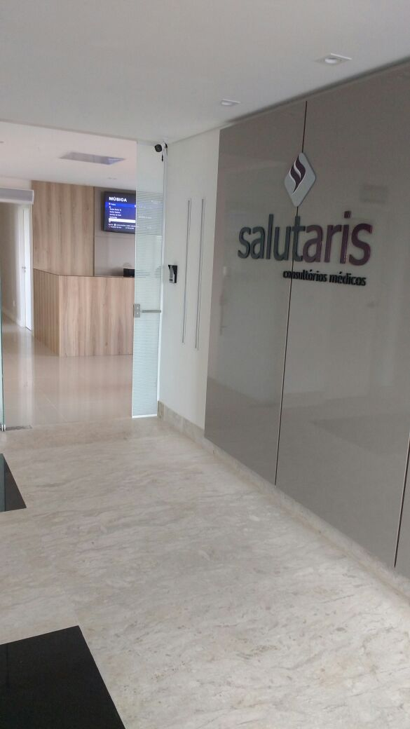 Clínica Salutaris bairro Funcionários