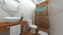 Banheiro reforma