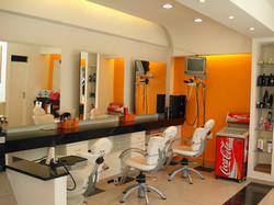 Salão de beleza Studio M