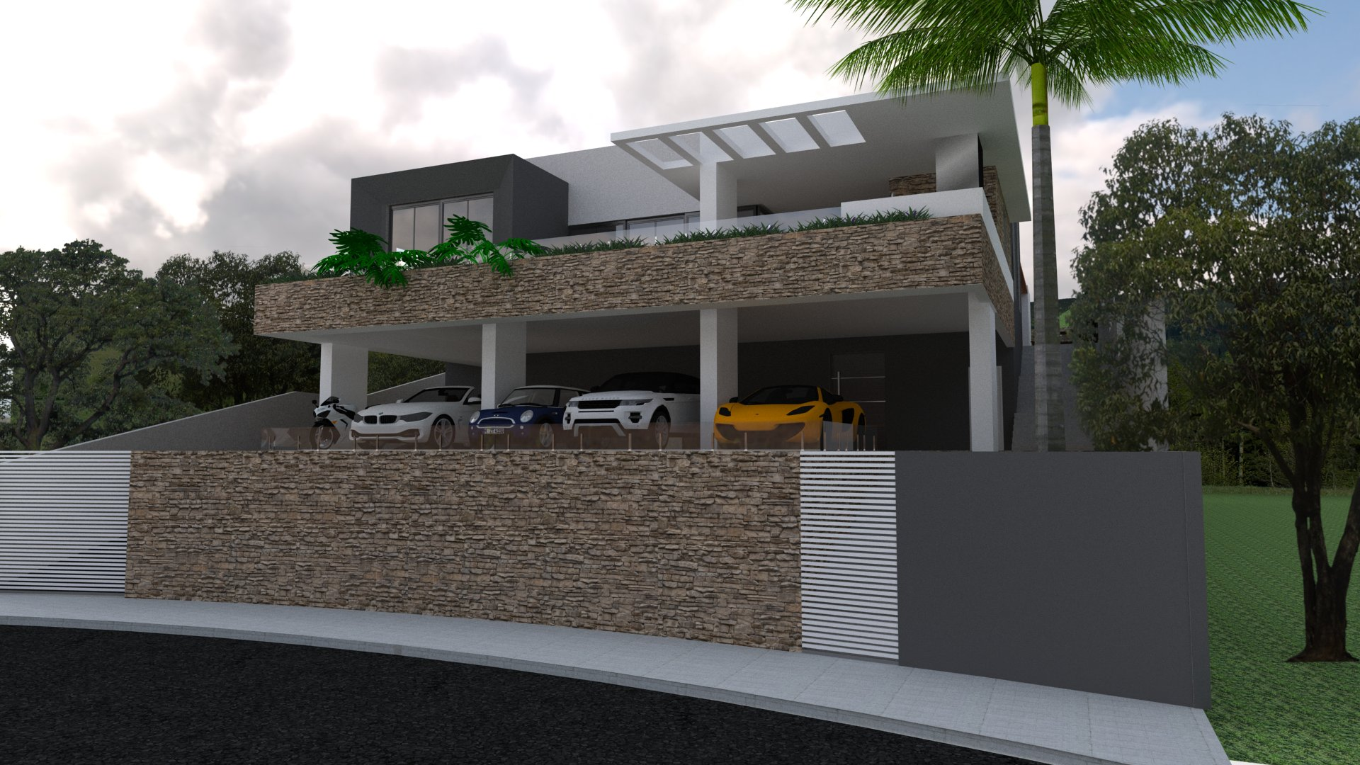 Residência Estoril - BH