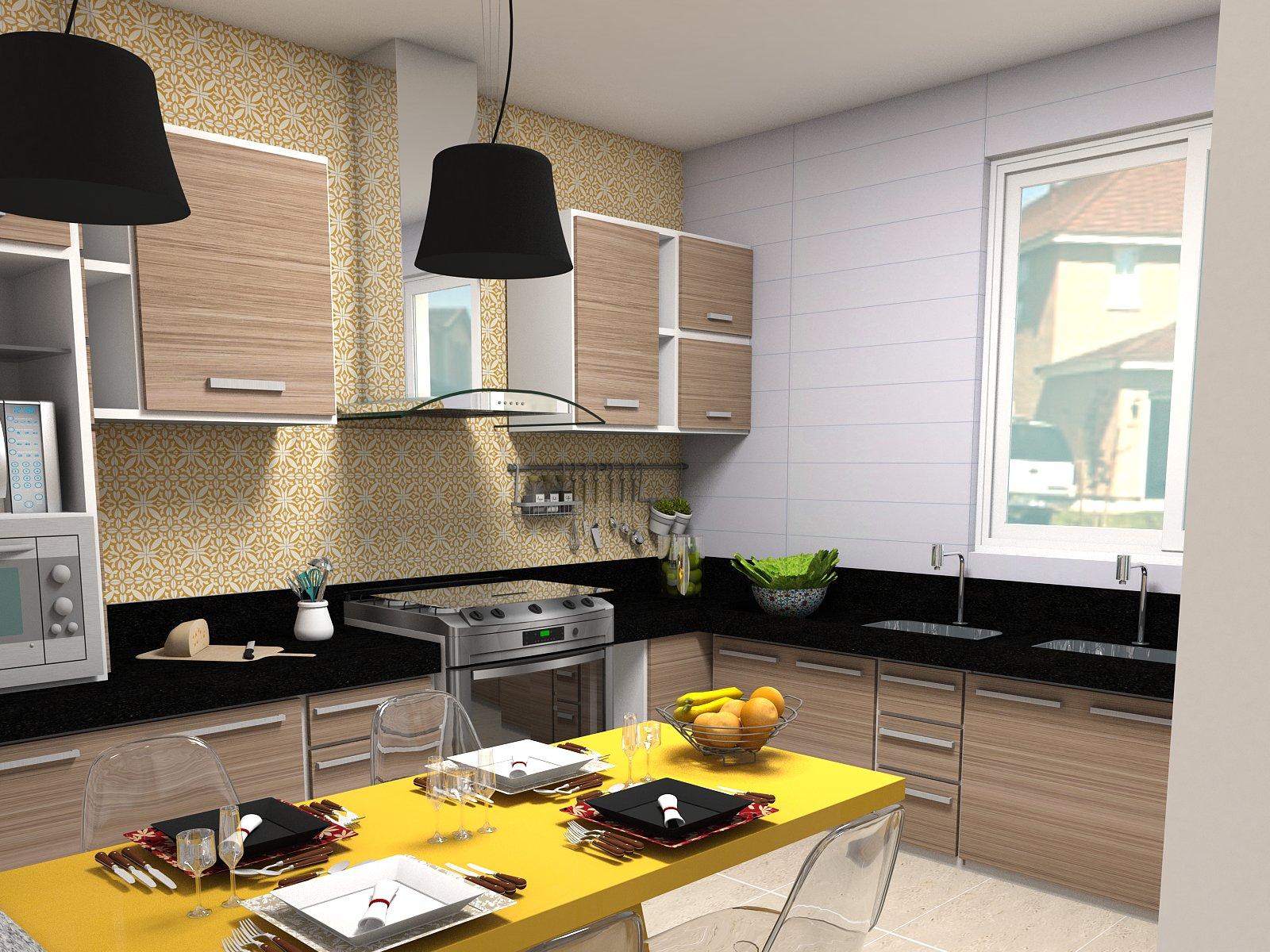 Cozinha Bom Jardim